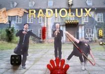 Flyer Radiolux Pöge-Haus Vorderseite