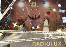 Flyer Radiolux Intershop