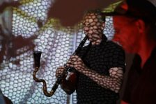 Radiolux & Robert Lucaciu bei NIL – experimental stage | Pögehaus Leipzig, 09.07.2015